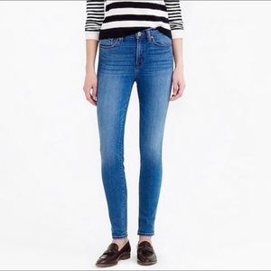 J. Crew | High Rise Skinny Ankle Jeans 28